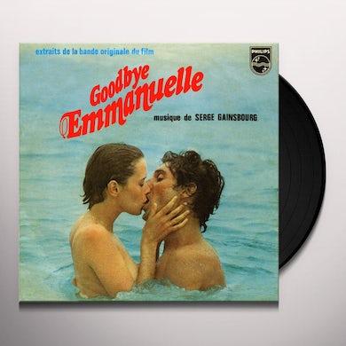 GOODBYE EMMANUELLE Vinyl Record