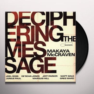DECIPHERING THE MESSAGE Vinyl Record