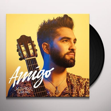 AMIGO Vinyl Record
