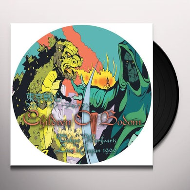 Children Of Bodom Tokyo Warhearts (LP) Vinyl Record