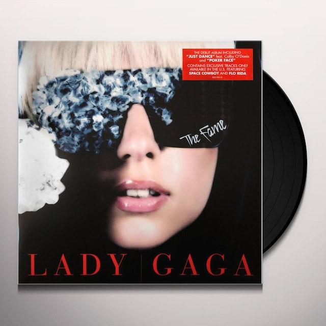 Lady Gaga FAME Vinyl Record