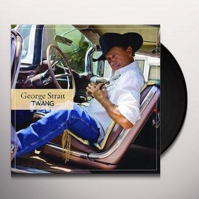 George Strait Twang (LP) Vinyl Record
