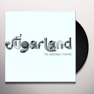 Sugarland INCREDIBLE MACHINE Vinyl Record