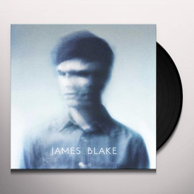 James Blake Vinyl Record