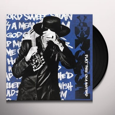 Dregen FLAT TYRE ON A MUDDY ROAD Vinyl Record