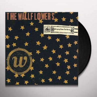 Wallflowers BRINGING DOWN THE HORSE Vinyl Record