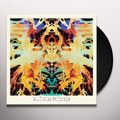 All Them Witches SLEEPING THROUGH THE WAR Vinyl Record