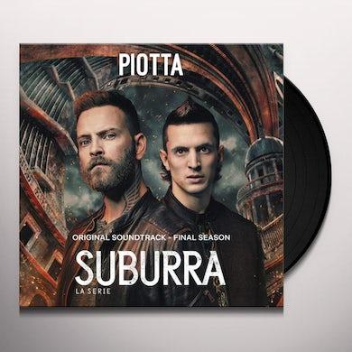 Piotta SUBURRA: LA STAGIONE FINALE / Original Soundtrack Vinyl Record
