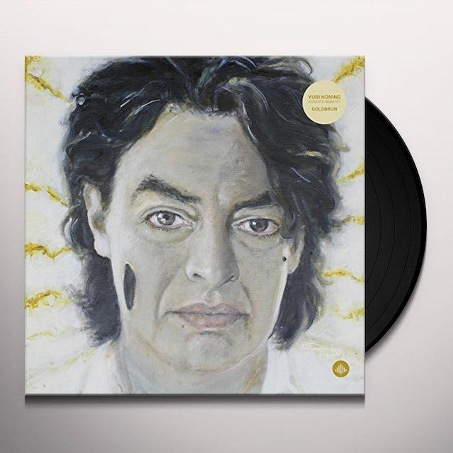 Yuri Honing GOLDBRUN Vinyl Record