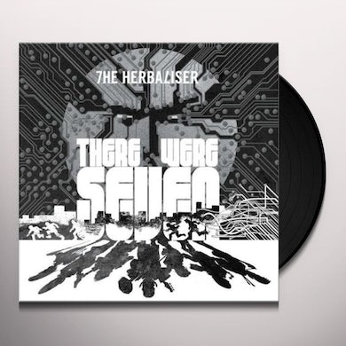 The Herbaliser THERE WERE SEVEN Vinyl Record
