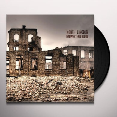 North Lincoln MIDWESTERN BLOOD Vinyl Record