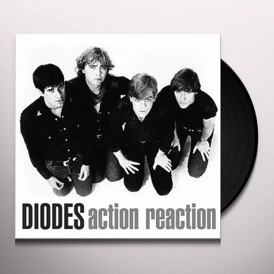 ACTION / REACTION Vinyl Record