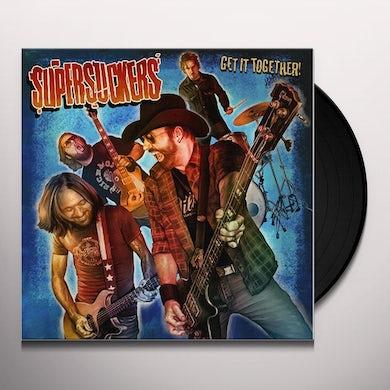 Supersuckers GET IT TOGETHER Vinyl Record