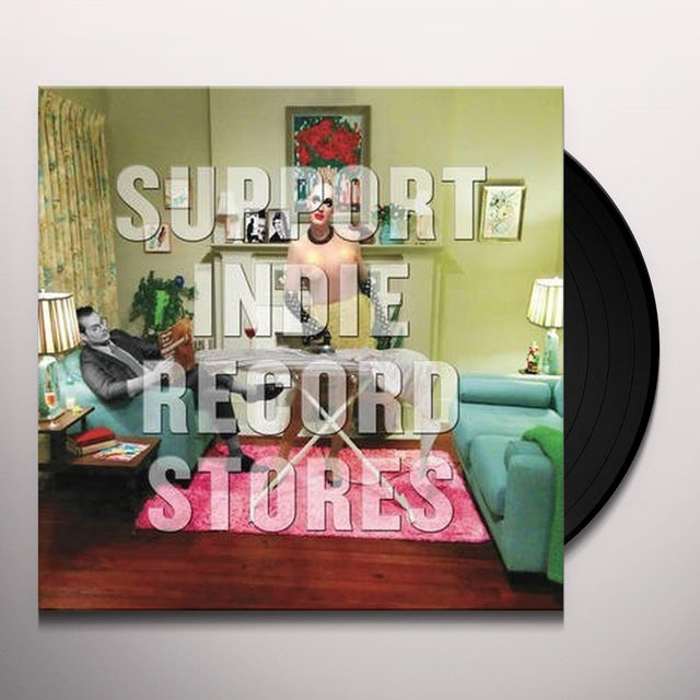 Tyson Meade ROBBING THE NUCLEAR FAMILY Vinyl Record