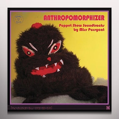 MISS PUSSYCAT     ANTHROPOMORPHIZER / O.S.T. Vinyl Record