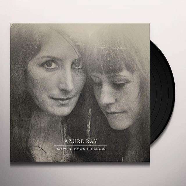 Azure Ray DRAWING DOWN THE MOON Vinyl Record