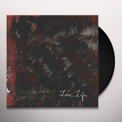 Love Life HERE IS NIGHT BROTHERS HERE THE BIRDS BURN Vinyl Record