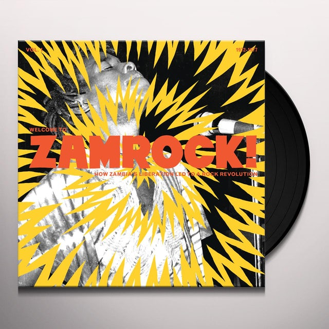 Welcome To Zamrock 1 / Various