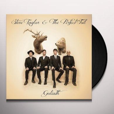 GOLIATH Vinyl Record