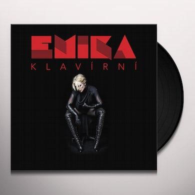 Emika KLAVIRNI Vinyl Record