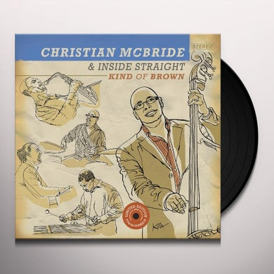 Christian / Inside Straight Mcbride KIND OF BROWN: THE VINYL Vinyl Record