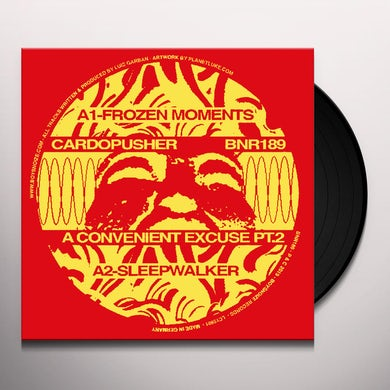 Cardopusher CONVENIENT EXCUSE PT 2 Vinyl Record
