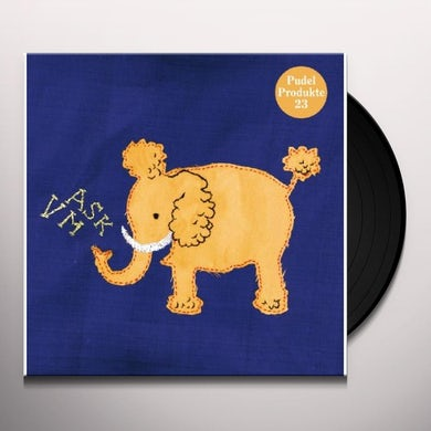 Ashraf Sharif Khan & Viktor Marek PUDEL PRODUKTE 23 Vinyl Record