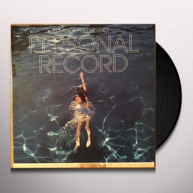 Eleanor Friedberger PERSONAL RECORD Vinyl Record