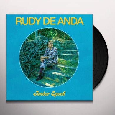 Rudy De Anda TENDER EPOCH (TOPO CHICO BOTTLE CLEAR) Vinyl Record