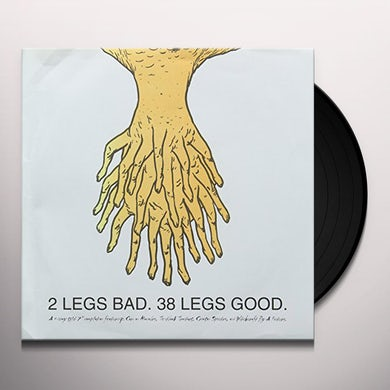 2 Legs Bad 38 Legs Good / Various Vinyl Record