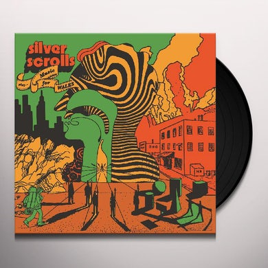 Silver Scrolls Music For Walks Vinyl Record