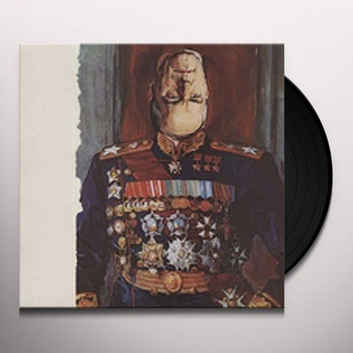 Lungfish FERAL HYMNS Vinyl Record