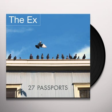 Ex 27 PASSPORTS Vinyl Record
