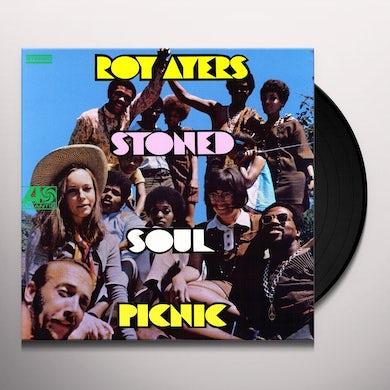 Roy Ayers STONED SOUL PICNIC Vinyl Record