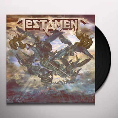 Testament FORMATION OF DAMNATION Vinyl Record
