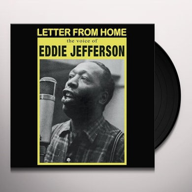 LETTER FROM HOME Vinyl Record