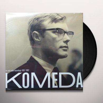 LIVE & RADIO RECORDINGS 1957-1962 Vinyl Record