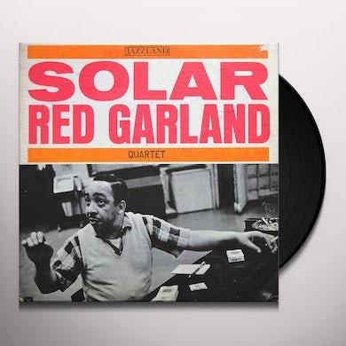 Red Garland SOLAR Vinyl Record