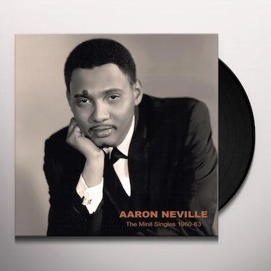 Aaron Neville MINIT SINGLES 1960-63 Vinyl Record