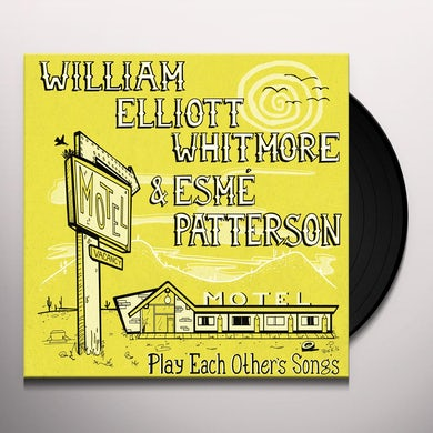 Elliot William Whitmore PLAY EACH OTHER'S SONGS Vinyl Record