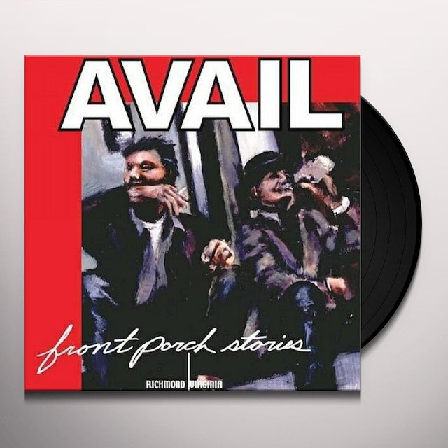 Avail FRONT PORCH STORIES Vinyl Record