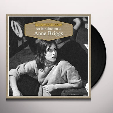 Anne Briggs INTRODUCTION TO Vinyl Record