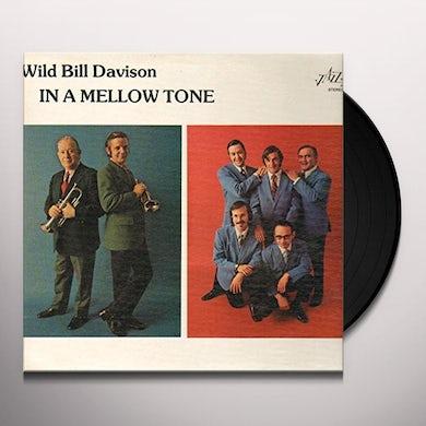 Davison/Saunders IN A MELLOW TONE Vinyl Record