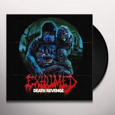 Exhumed Death Revenge Vinyl Record