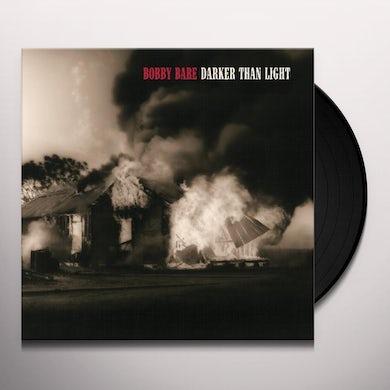 Bobby Bare DARKER THAN LIGHT Vinyl Record