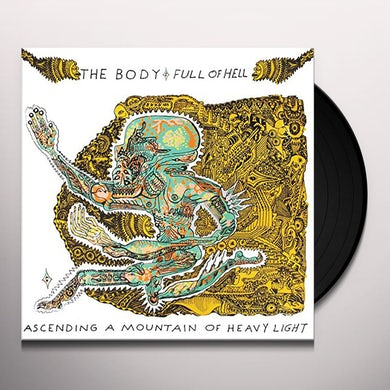 FULL OF HELL ASCENDING A MOUNTAIN OF HEAVY LIGHT Vinyl Record