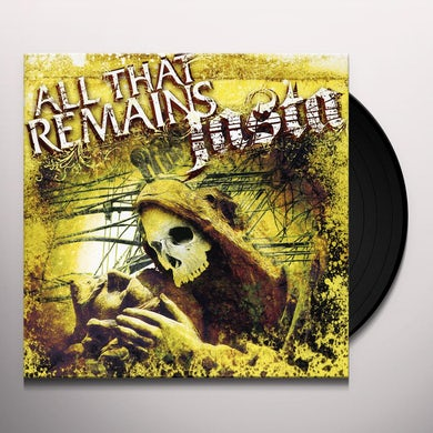 ALL THAT REMAINS / JASTA Vinyl Record