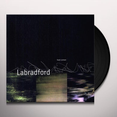 Labradford FIXED::CONTEXT Vinyl Record