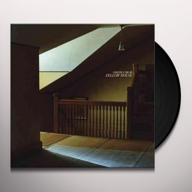 Grizzly Bear YELLOW HOUSE Vinyl Record