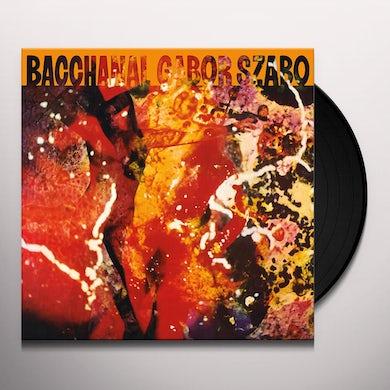 BACCHANAL Vinyl Record